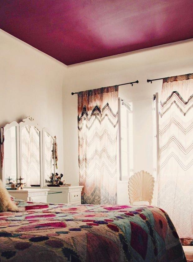 Фотография: Спальня в стиле Прованс и Кантри, Восточный, Квартира, Советы, Ремонт на практике, Хрущевка – фото на InMyRoom.ru