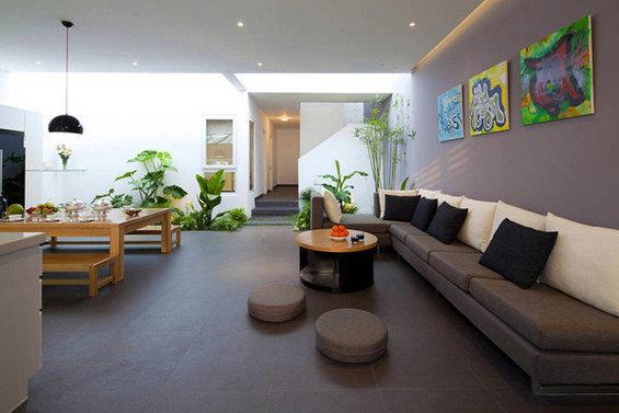 Фотография: Гостиная в стиле Современный, Эко, Декор интерьера, Дом, Дома и квартиры – фото на InMyRoom.ru