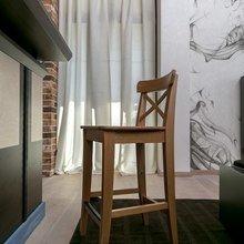 Фотография: Мебель и свет в стиле Классический, Лофт, Современный, Гостиная, Интерьер комнат, Дачный ответ – фото на InMyRoom.ru