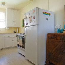 Фотография: Кухня и столовая в стиле Кантри, Скандинавский, Квартира, Дома и квартиры, Лос-Анджелес – фото на InMyRoom.ru