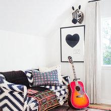 Фото из портфолио Фьюжн и рок-н-ролл – фотографии дизайна интерьеров на INMYROOM