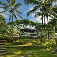 Фотография: Ландшафт в стиле , Дома и квартиры, Городские места, Отель, Бали – фото на InMyRoom.ru