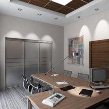 Фото из портфолио Офис нашего времени – фотографии дизайна интерьеров на InMyRoom.ru
