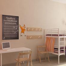 """Фото из портфолио Дизайн-проект хостела """"Сова и Жаворонок"""" – фотографии дизайна интерьеров на InMyRoom.ru"""