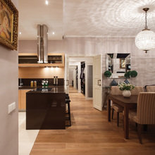 Фотография: Кухня и столовая в стиле Классический, Квартира, Дома и квартиры, IKEA, Проект недели, Москва – фото на InMyRoom.ru