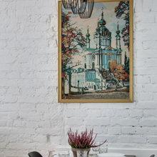 Фотография: Кухня и столовая в стиле Скандинавский, Эклектика, Малогабаритная квартира, Квартира, Проект недели, Киев, Старый фонд, Кирпичный дом, Майя Баклан, 2 комнаты, 40-60 метров – фото на InMyRoom.ru