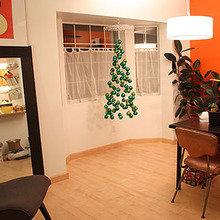 Фотография: Офис в стиле Современный, Декор интерьера, Праздник, Новый Год – фото на InMyRoom.ru