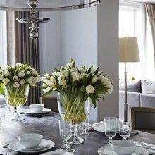 Фотография: Кухня и столовая в стиле Современный, Декор интерьера, Декор дома, Цветы – фото на InMyRoom.ru