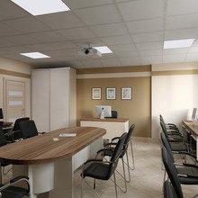 Фото из портфолио Офис в стиле модерн – фотографии дизайна интерьеров на INMYROOM