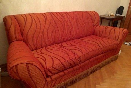Продаю трехместный раскладной диван - 30 тыс руб