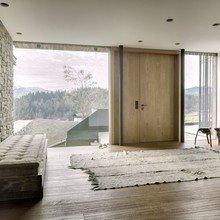 Фотография:  в стиле Кантри, Современный, Декор интерьера, Текстиль, Тема месяца – фото на InMyRoom.ru