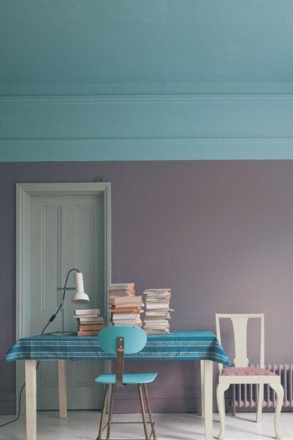 Фотография: Мебель и свет в стиле Современный, Декор интерьера, Дизайн интерьера, Цвет в интерьере, Краска – фото на InMyRoom.ru