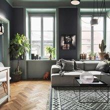 Фото из портфолио Kaplansbacken 3, Kungsholmen – фотографии дизайна интерьеров на InMyRoom.ru