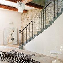 Фотография: Прихожая в стиле Эклектика, Декор интерьера, Дом, Франция, Дома и квартиры – фото на InMyRoom.ru