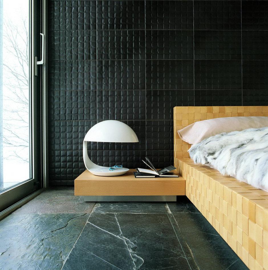 Фотография: Спальня в стиле Современный, Скандинавский, Эклектика, Декор интерьера, Мебель и свет – фото на InMyRoom.ru