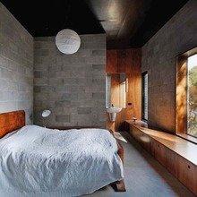 Фотография: Спальня в стиле Лофт, Дом, Австралия, Дома и квартиры – фото на InMyRoom.ru