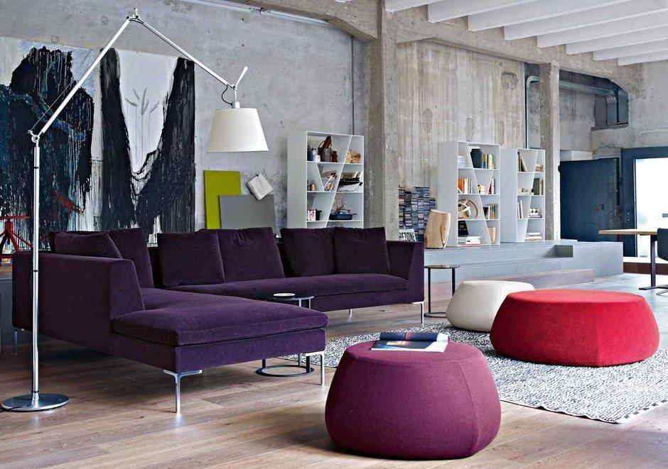 Фотография: Гостиная в стиле Современный, Декор интерьера, Дизайн интерьера, Цвет в интерьере, Dulux, ColourFutures – фото на InMyRoom.ru