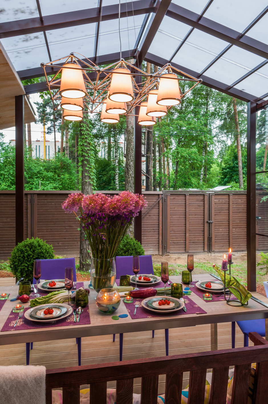 Фотография: Балкон, Терраса в стиле Прованс и Кантри, Дом, Дома и квартиры – фото на InMyRoom.ru