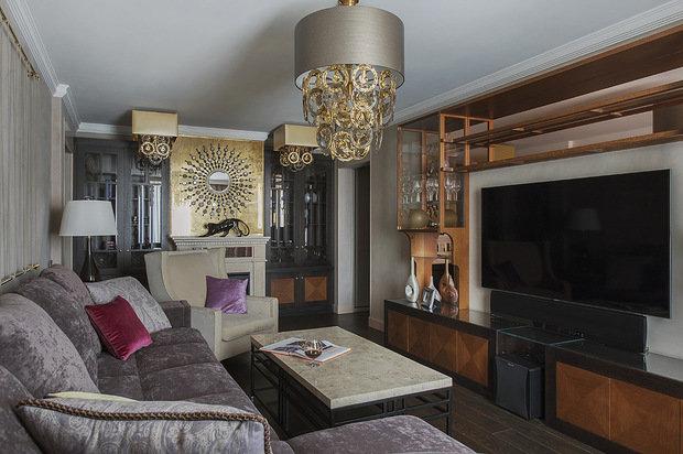 Фото из портфолио Квартира в Наро-Фоминске – фотографии дизайна интерьеров на INMYROOM