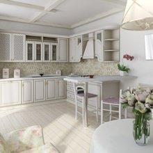 Фото из портфолио Кухня-столовая  в Акулова. – фотографии дизайна интерьеров на InMyRoom.ru