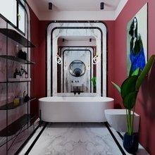 Фото из портфолио Таунхаус – фотографии дизайна интерьеров на INMYROOM