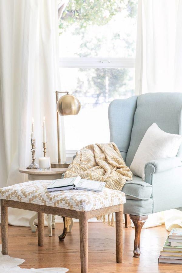 Фотография: Мебель и свет в стиле Кантри, Декор интерьера, Цвет в интерьере, Советы – фото на InMyRoom.ru