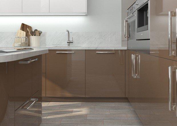 Фотография:  в стиле , Кухня и столовая, Перепланировка, планировка кухни, Mr.Doors, МПСМ – фото на InMyRoom.ru