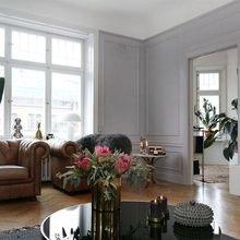 Фото из портфолио Простота и уют скандинавского стиля – фотографии дизайна интерьеров на InMyRoom.ru