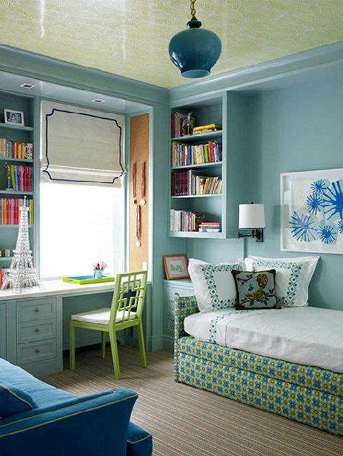 Фотография: Спальня в стиле Прованс и Кантри, Малогабаритная квартира, Квартира, Советы – фото на InMyRoom.ru