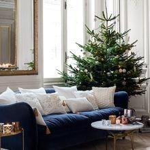 Фото из портфолио Рождественское вдохновение – фотографии дизайна интерьеров на INMYROOM