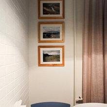 Фотография: Кухня и столовая в стиле Кантри, Скандинавский, Современный, Квартира, Проект недели – фото на InMyRoom.ru