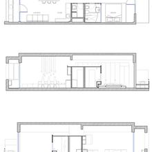 Фотография: Планировки в стиле , Современный, Малогабаритная квартира, Квартира, Италия, Дома и квартиры – фото на InMyRoom.ru