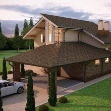 Фото из портфолио Проекты индивидуальных домов – фотографии дизайна интерьеров на INMYROOM