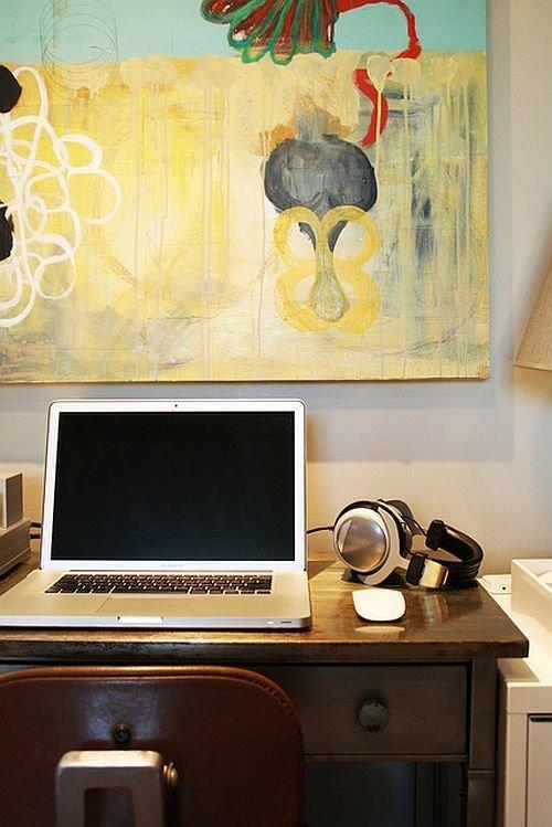 Фотография: Офис в стиле , Декор интерьера, Декор дома, Картины, Современное искусство – фото на InMyRoom.ru