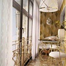 Фотография: Балкон, Терраса в стиле Кантри, Классический, Современный, Эклектика, Интерьер комнат, Минимализм – фото на InMyRoom.ru