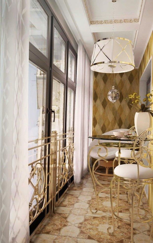Фотография: Балкон, Терраса в стиле Прованс и Кантри, Классический, Современный, Эклектика, Интерьер комнат, Минимализм – фото на InMyRoom.ru
