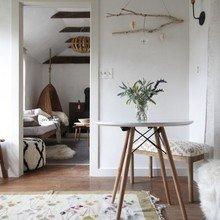 Фото из портфолио Деревенский стиль современного загородного дома – фотографии дизайна интерьеров на INMYROOM