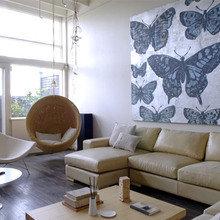 Фотография: Гостиная в стиле Скандинавский, Современный, Декор интерьера, Декор дома – фото на InMyRoom.ru