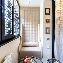 Фотография:  в стиле Современный, Восточный, Спальня, Декор интерьера, Интерьер комнат, Баухауз – фото на InMyRoom.ru