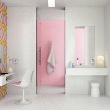 Фотография: Ванная в стиле Современный, Декор интерьера, DIY, Дом, Декор дома – фото на InMyRoom.ru