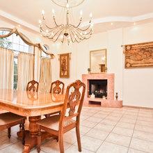 Фотография: Кухня и столовая в стиле Классический, Современный, Дом, Дома и квартиры – фото на InMyRoom.ru