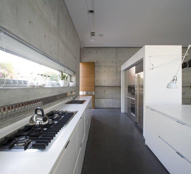 Фотография: Кухня и столовая в стиле Лофт, Интерьер комнат, Бытовая техника – фото на InMyRoom.ru