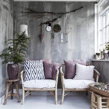 Фото из портфолио  Скандинавский стиль с нотками экзотики – фотографии дизайна интерьеров на INMYROOM