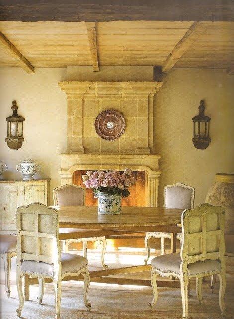 Фотография: Кухня и столовая в стиле , Стиль жизни, Советы, Прованс – фото на InMyRoom.ru