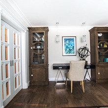 Фотография: Кабинет в стиле Кантри, Гостиная, Декор интерьера, Интерьер комнат – фото на InMyRoom.ru