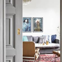 Фото из портфолио Uddevallagatan 27 A – фотографии дизайна интерьеров на InMyRoom.ru