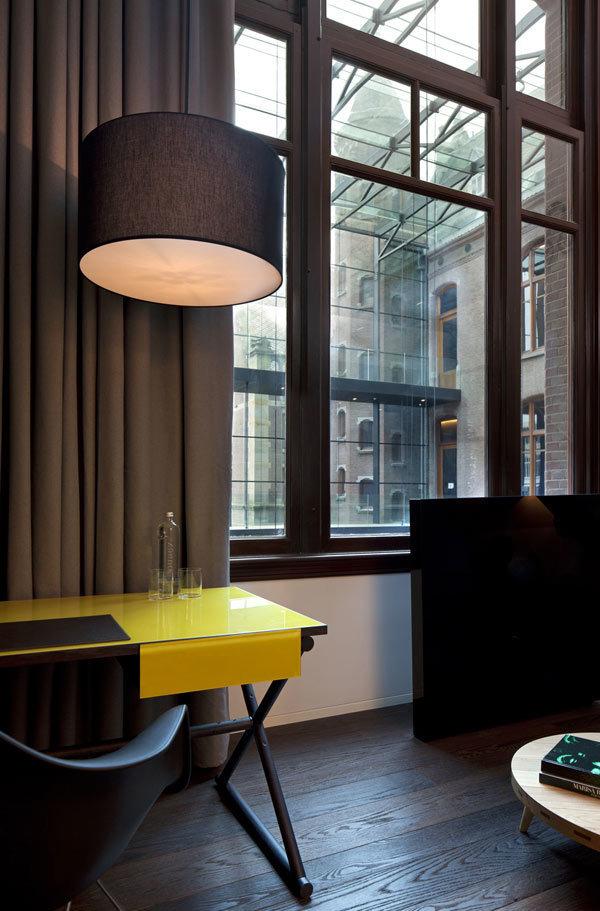 Фотография: Офис в стиле Современный, Квартира, Дома и квартиры, Международная Школа Дизайна – фото на InMyRoom.ru
