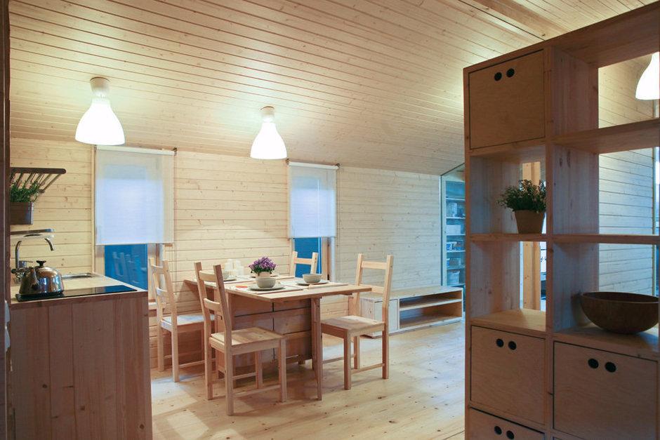 Фотография: Кухня и столовая в стиле Прованс и Кантри, Дом, Дома и квартиры, IKEA, Дача – фото на InMyRoom.ru
