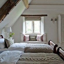Фотография: Спальня в стиле Кантри, Классический, Декор интерьера, Дом, Декор – фото на InMyRoom.ru