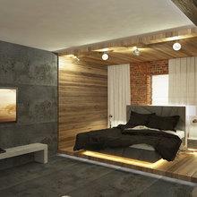 Фото из портфолио Апартаменты от Витта-Групп – фотографии дизайна интерьеров на InMyRoom.ru